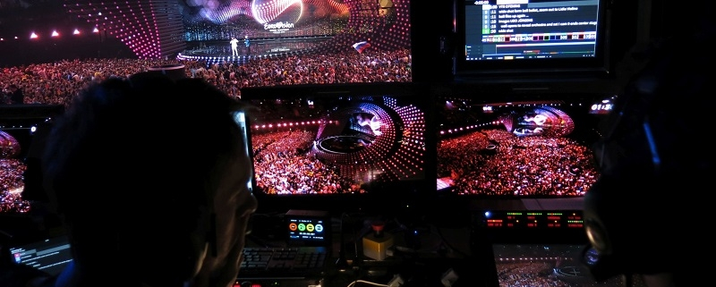 spidercam was part of this years ESC in Vienna