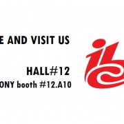 You can meet spidercam® at this year´s IBC