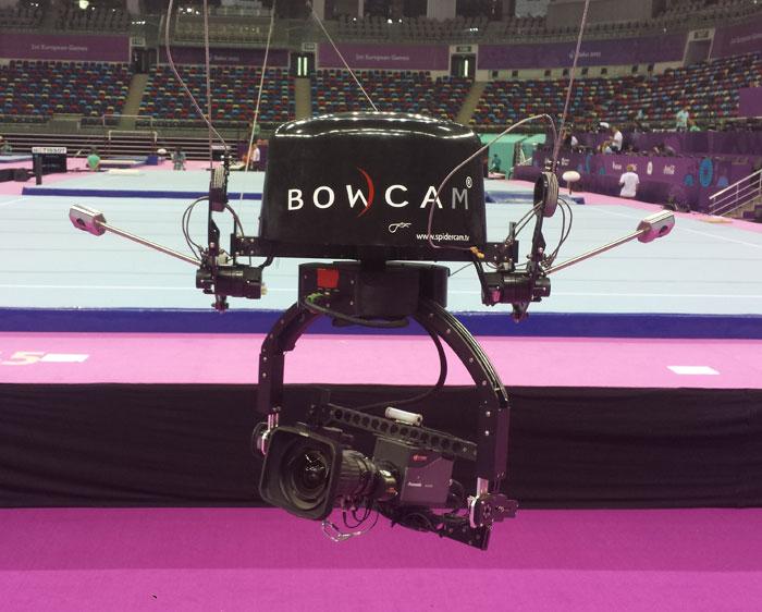 spidercam bowcam