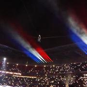 """""""Stadium of Light"""" opening ceremony"""