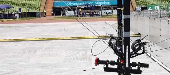 Flying F55? Yes, please  – Spidercam GmbH